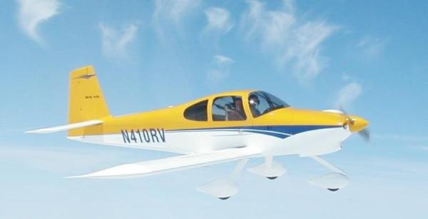 RV-10 Factory Demo Plane